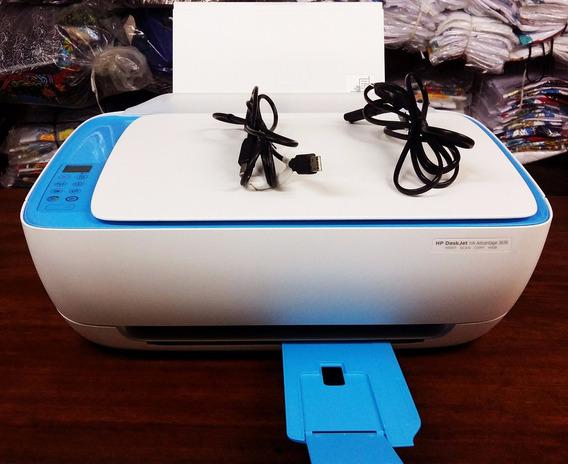 Impressora Multifuncional Hp 3636 3 X 1 C/gtia 1 Ano 9 Meses