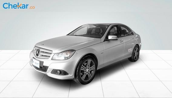 Mercedes Benz C 180 [w204] [fl] Cgi Blueefficiency
