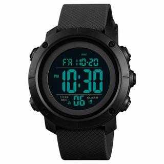Reloj Skmei Deportivo Cronometro Alarma Luz Sumergible