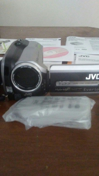 Video Camara Jvc, Modelo Everio Gz-mg255,