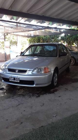 Honda Civic 1.6 Ex 1996