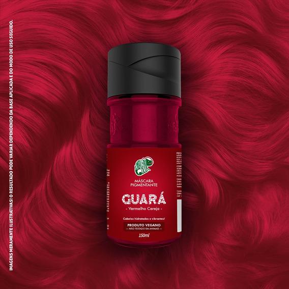 Tinta Guará Vermelho Cereja 150ml Kamaleão K14554
