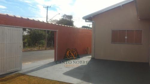 Imagem 1 de 14 de Casa Térrea À Venda Em Araraquara/sp - 1014