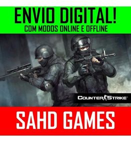 Cs Counter Strike 1.6 Online E Offline Pc +1 Jogo