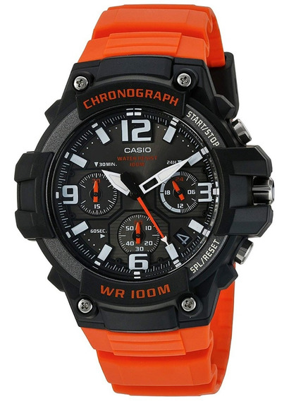 Reloj Casio Digital Chronograph Para Hombres 49mm