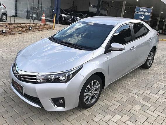 Toyota Corolla Gli 1.8 16v 4p Aut (flex) 2017