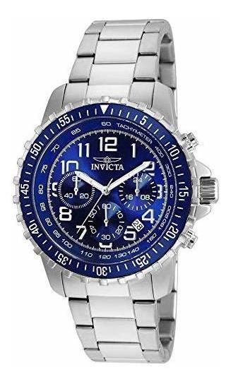 Invicta 6621 Pro Diver Collection Reloj Azul Con Cronógrafo