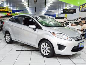 Fiesta Sedan Se 1.6 2013 Completo,periciado,troco!