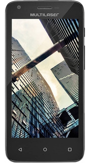 Smartphone Multilaser Ms45s Dual Chip Android 5.1 Tela 4.5