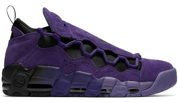Nike Air More Money Cour Purple Limited Numero - 9 Mx