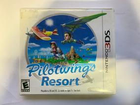 Jogo Pilotwings Resort Nintendo 3ds Game Usa Seminovo