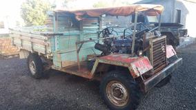 Jirico De Serviço A Diesel 4x4
