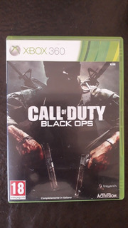 Call Of Duty Black Ops Xbox 360 Pal