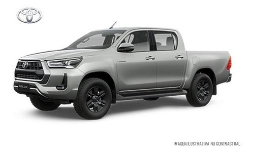 Toyota Hilux 4x2 Cd Srv 2.8 Tdi Mt My21 0km