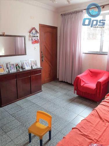 Apartamento Com 2 Dorms, Campo Grande, Santos - R$ 297 Mil, Cod: 5121 - V5121