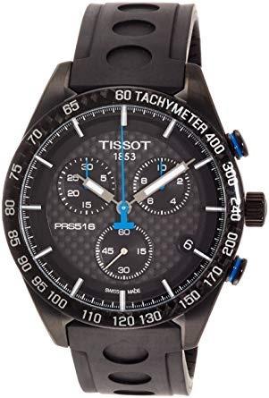 Relógio Tissot Prs 516 Novo Modelo T1004173720100 Borracha
