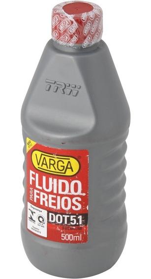 Fluido Freio Dot 5.1 Marca Varga 500ml