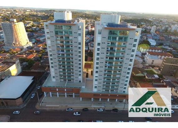 Apartamento Padrão Com 3 Quartos No Edifício Torres Cezanne - 3197-v
