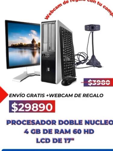 Computadora Led 17 Wifi  Webcam Regalo   Oferta !!