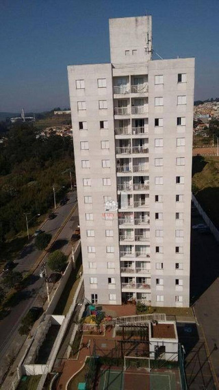 Apartamento Com 3 Dormitórios À Venda, 70 M² Por R$ 300.000,00 - Portais (polvilho) - Cajamar/sp - Ap0239