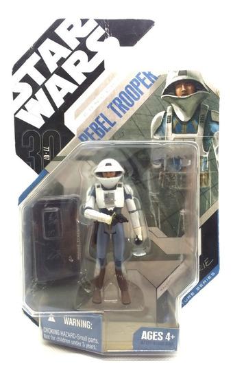 Rebel Trooper Concept Star Wars Figuras 30 Aniversario