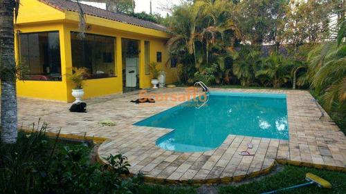 Chácara Com 5 Dorms, Refúgio Da Serra, Itapecerica Da Serra - R$ 1 Mi, Cod: 3211 - V3211