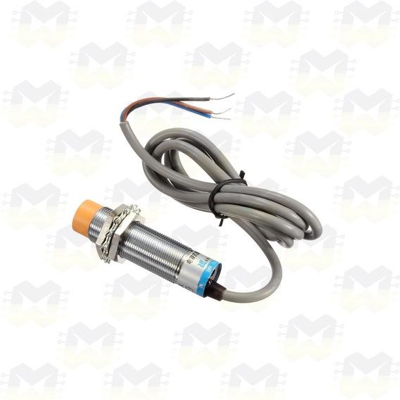 Sensor Capacitivo Npn De Proximidade Ljc18a3-h-z/bx