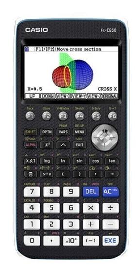 Calculadora Gráfica Casio Fx-cg50 Color Graficos Oferta !!!