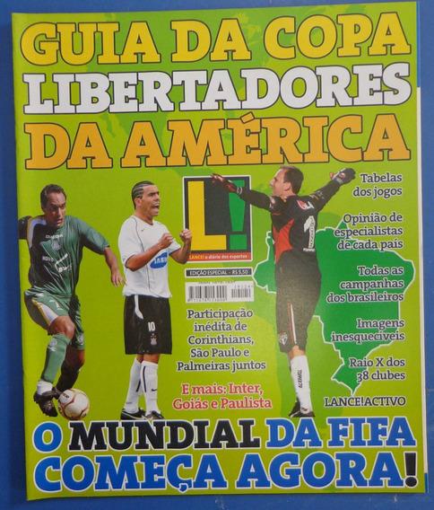 Guias Da Libertadores Lance