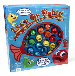 Juego De Pesca - Let