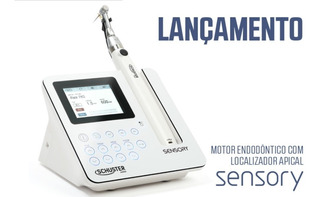 Sensory Motor Endodôntico Com Localizador Apical Schuster