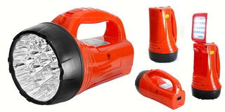 Lanterna 23 Leds Bi-funcional Albatroz Fishing - Led-735