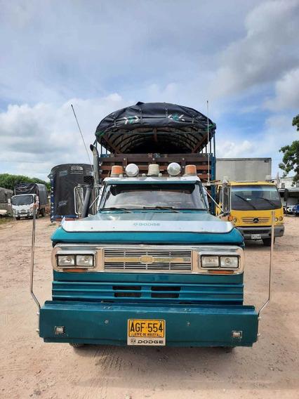 Camión Dodge Modelo 75