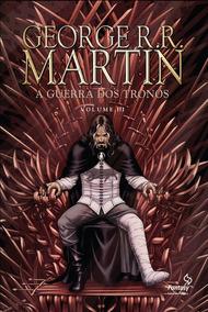A Guerra Dos Tronos Volume 3 - George R. R. Martin Quadrinho