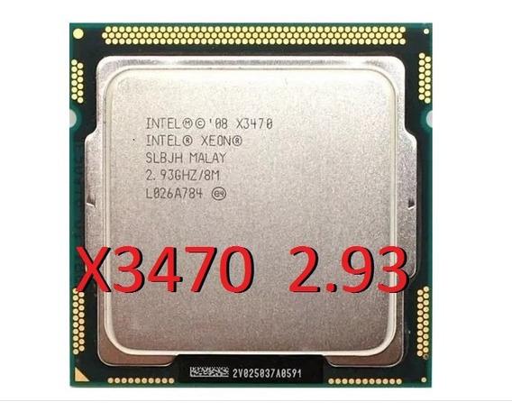 Processador Xeon X3470 2.93 4/8 Núcleos Octa Core