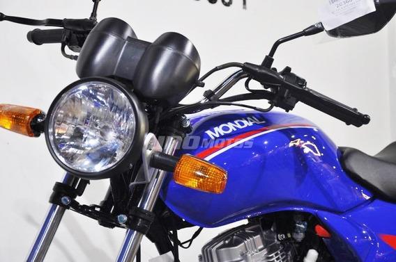 Mondial Rd H 150 Promocion Ahora 12 Y Ahora 18 Cuotas