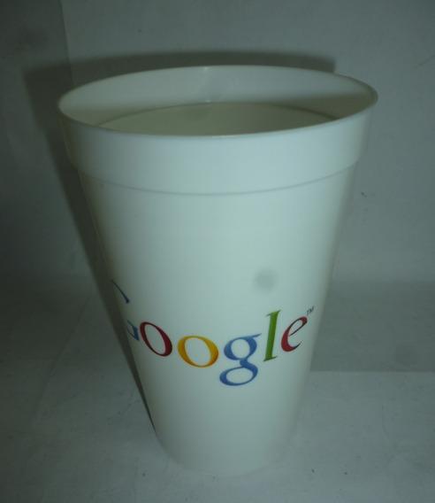 Copo De Plástico Da Google