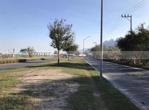 Imagen 1 de 10 de Terreno Comercial En Venta En Villas Del Poniente, García, N