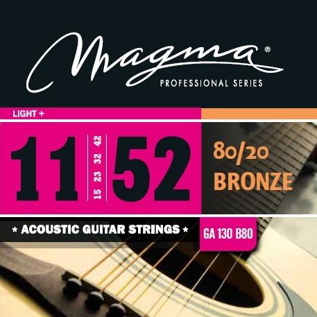 Encordado Acustica Magma 011-052 Ga130 B85