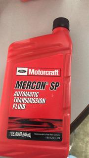 Mercon Sp Motorcraft