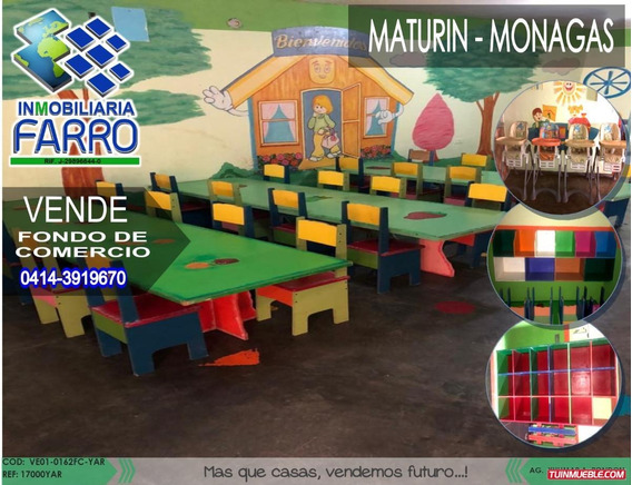 Venta De Fondo De Comercio Ve01-0162fc-yar