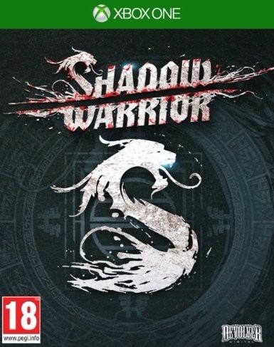 Shadow Warrior Xbox One Midia Fisica Novo.