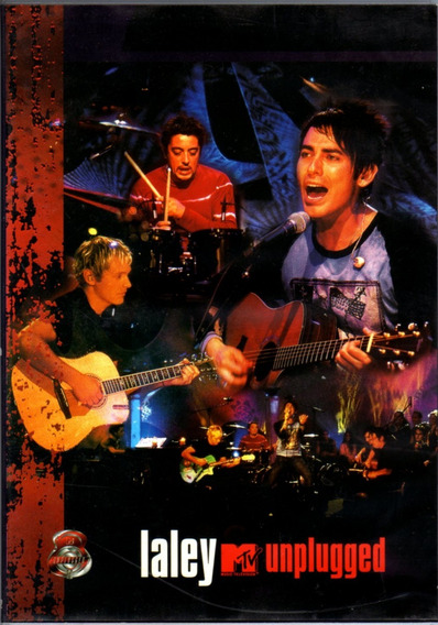 La Ley - Mtv Unplugged / Dvd Original