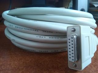 Cable Para Camara Sony Modelo Pcsacg70 De 7 Metros