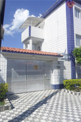 Kitnet Residencial À Venda, Jussara, Mongaguá... Venha Conf