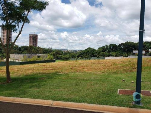 Imagem 1 de 3 de Terreno À Venda, 1000 M² Por R$ 2.350.000,00 - Jardim Olhos D'agua - Ribeirão Preto/sp - Te0771