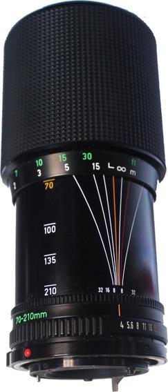 Lente Zoom Canon Fd 70-210mm