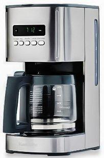 Cafetera Programable De 12 Tazas Kenmore- Envío Gratis