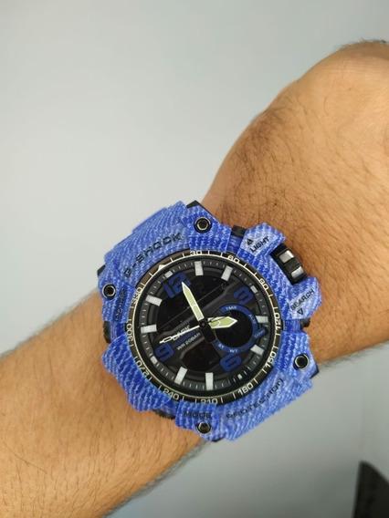 Relógio G-shock Modelo Jeans Diversas Cores
