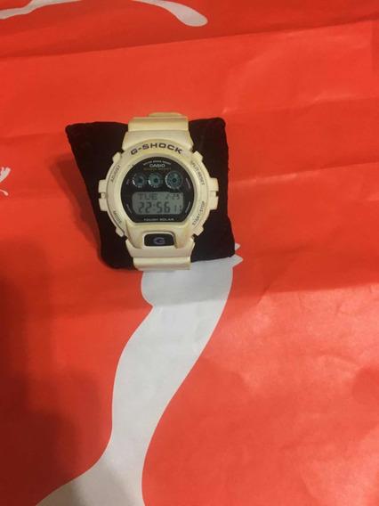 Relogio Casio G Shock Branco Modelo Dw 6900 Não Dw 5600